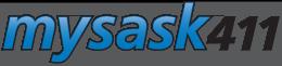 Image of mysask411 logo and website link