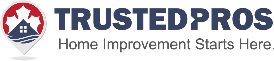 Image of Trustedpros logo and website link
