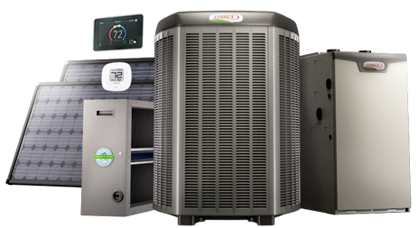 Image of air conditioner and furnace products