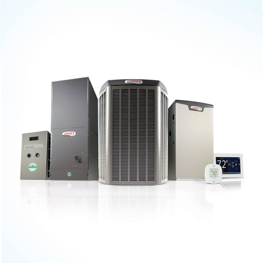 Lennox furnace and AIr Conditioner products