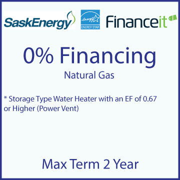 Image of 0% Financing, 2 year term maximum with website link