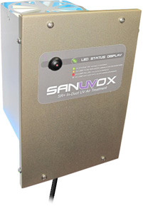 sanuvox-uv-light-front-furnace-saskatoon