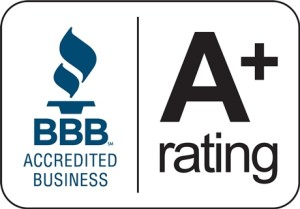 Image of Better Business Bureau A+ Logo