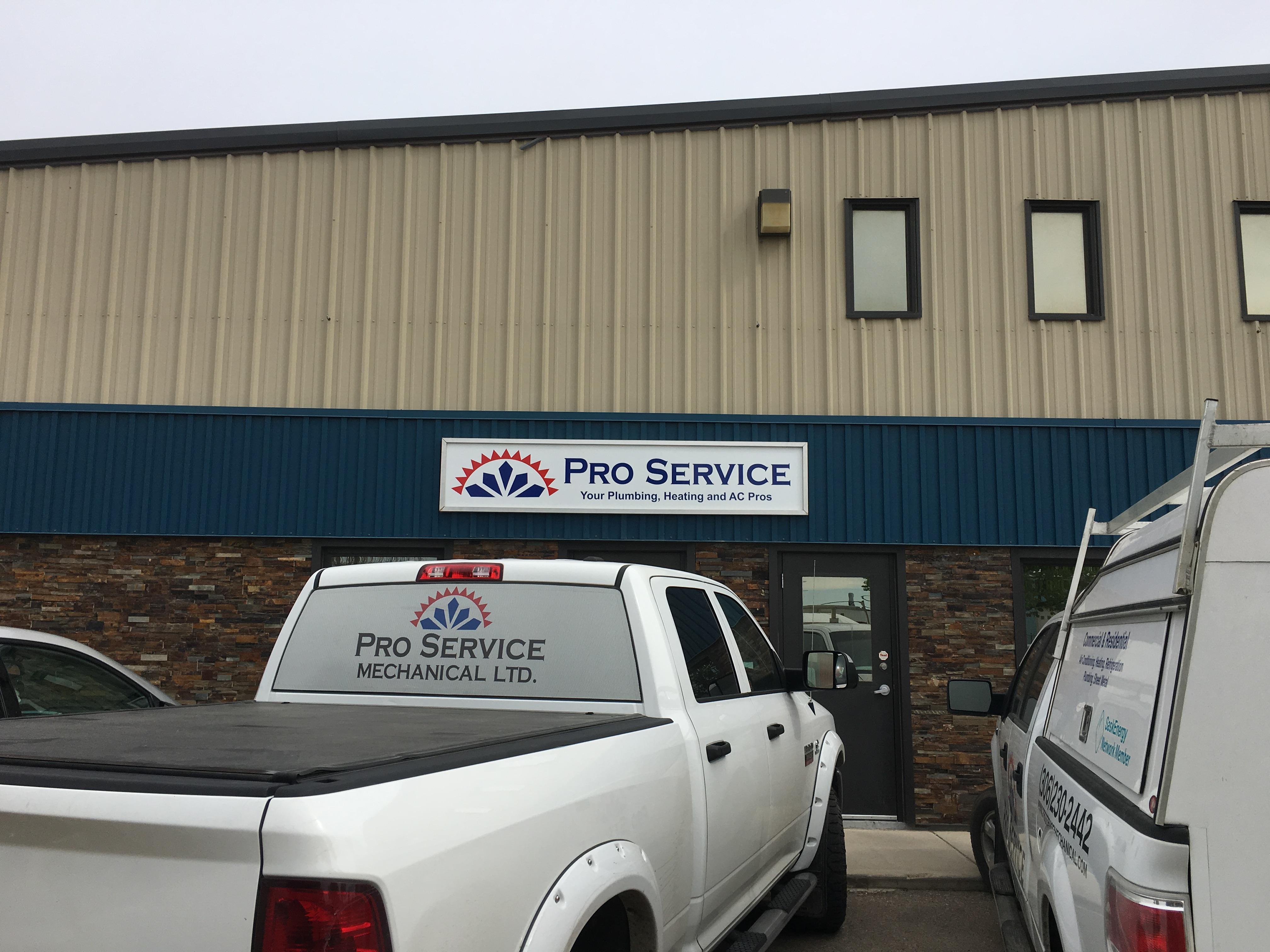 Pro Service Saskatoon