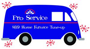 pro service old van