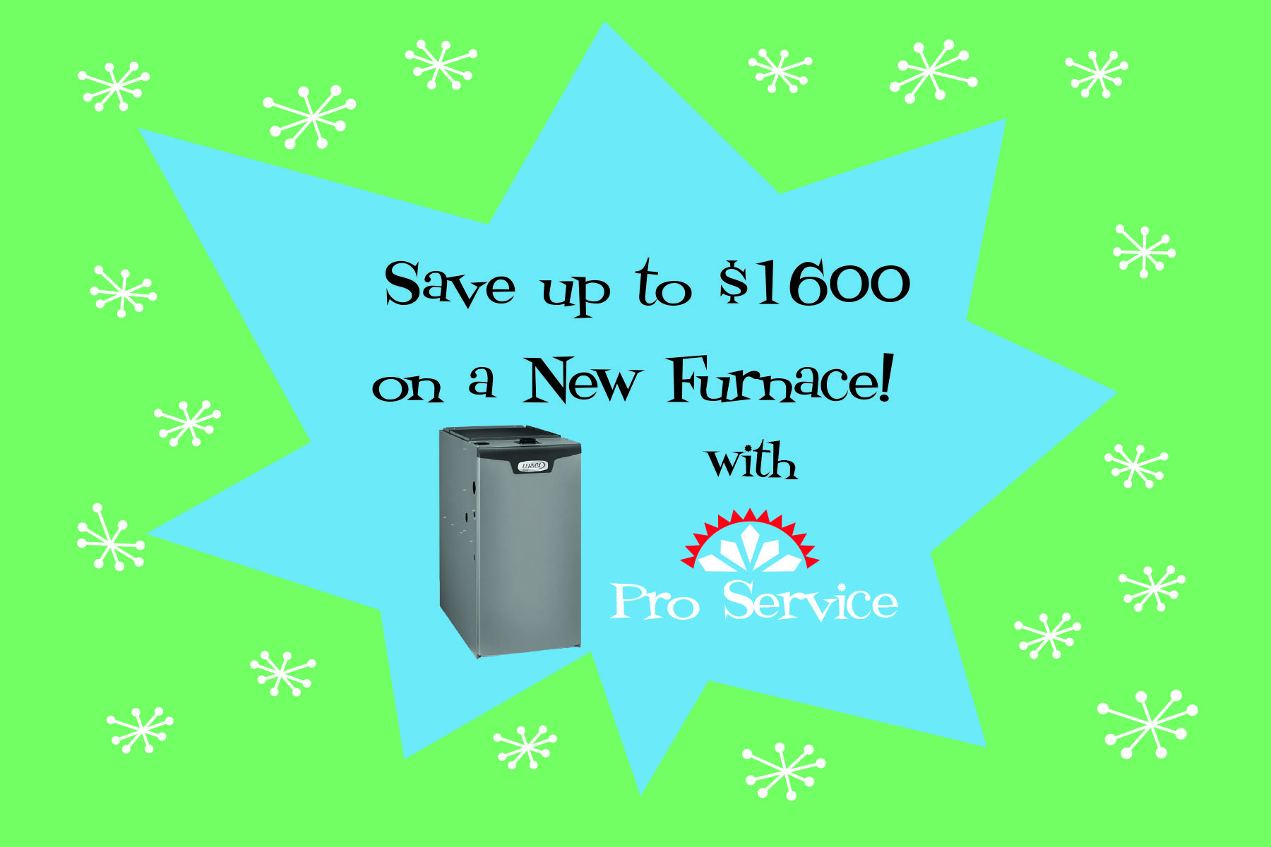 furnace special