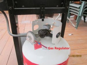 Image of BBQ Gas Regulator
