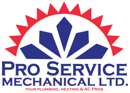 Pro Services Mechanical Company Logo