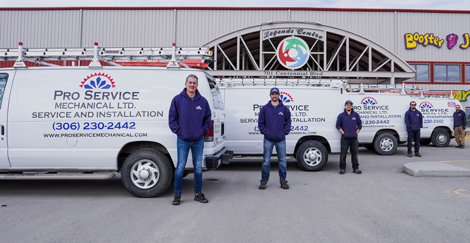 Plumbing services in Dalmeny, SK